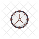 Time Clock Management Icon
