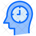 Clock Time History Icon