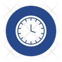 Clock Time Time Management Icon