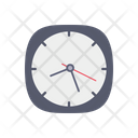 Clock Hour Minute Icon