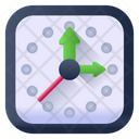 Duration Time Clock Icon