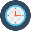Clock Time Wall Icon