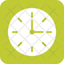 Clock Time Management Icon