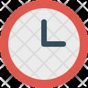 Clock Alarm History Icon