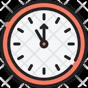 Clock Countdown Icon