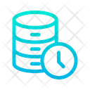 Clock Database Icon