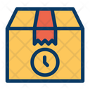 Clock Delivery On Icon