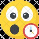 Clock Emoji Icon