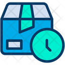 Clock Package Icon