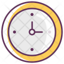 Clock Time Manage Icon