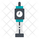 Clock Tower Time Icon