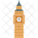 Big Ben Clock Tower Elizabeth Tower Icon