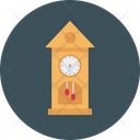 Clock Tower Watch Icon