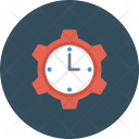 Clocksetting Icon