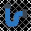 Drain Pipe Pipeline Icon