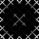 Close Cross Delete Icon