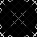 Close Delete Round Icon