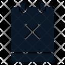 Note Close Cross Icon