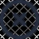 Control Close Icon