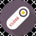Close Signage Shop Icon