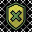 Close Lock Secure Icon