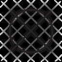 Retry Next Cancel Icon
