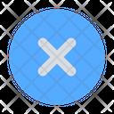 Close Circle Remove Icon