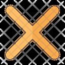 Close Exit Remove Icon