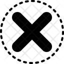 Eliminate Close Refuse Icon