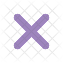 Close Cancel Remove Icon