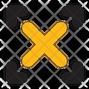Close Maximize X Icon