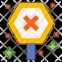 Close Cross Exit Icon