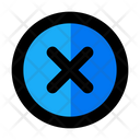 Close Cance Error Icon