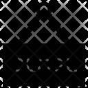 Close Tag Hanging Icon
