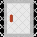 Close Door Gate Icon