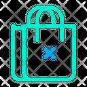 Close Bag Icon