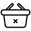 Close Basket Icon
