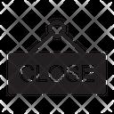 Close E Commerce Shop Icon