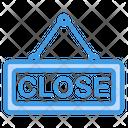 Close Shopping Shop Icon
