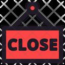 Close Business Store Icon
