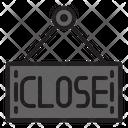 Close Board Icon