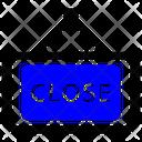 Close Shop Store Icon Icon Icon
