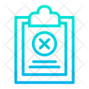 Close Clipboard Icon