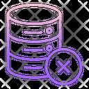 Close Database Icon