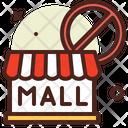 Close Mall Off Mall Mall Icon