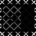 Close pane Icon