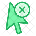 Close Pointer Icon