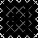 Close Right Arrow Icon