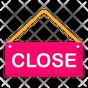 Close shop Icon