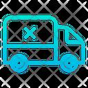 Close Truck Icon